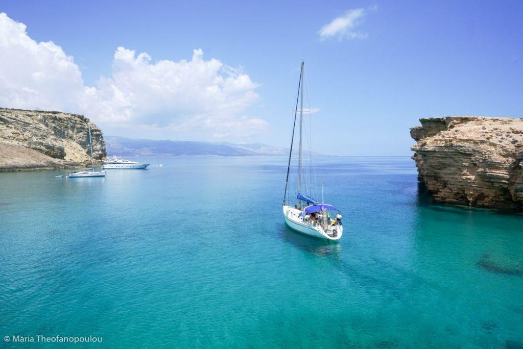 أهداف السياحة في اليونان للعام الجديد