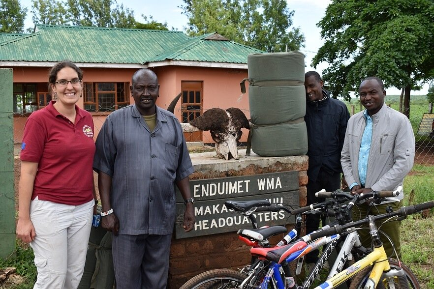 أويكوس شرق إفريقيا تساهم في السياحة البيئية في تنزانيا