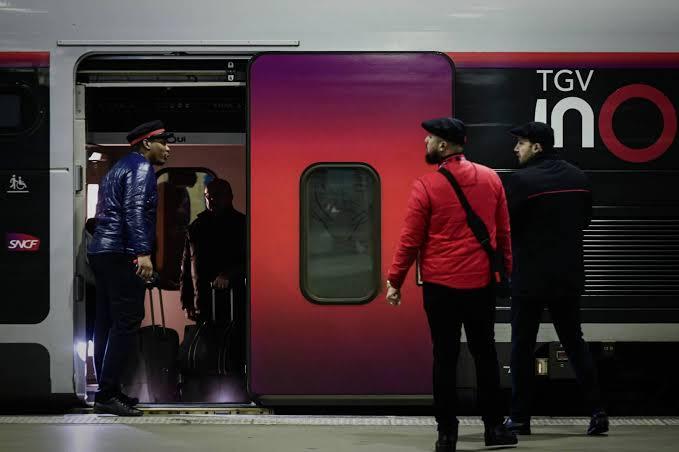 استمرار فوضى القطارات في فرنسا وإلغاء 30 قطارا من قبل يوروستار