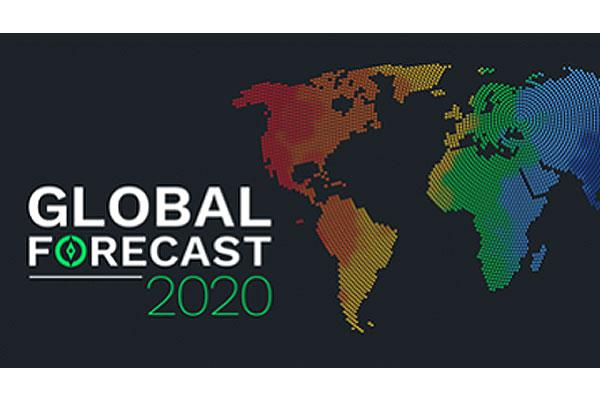 التوقعات العالمية لعام 2020 حول الرؤى