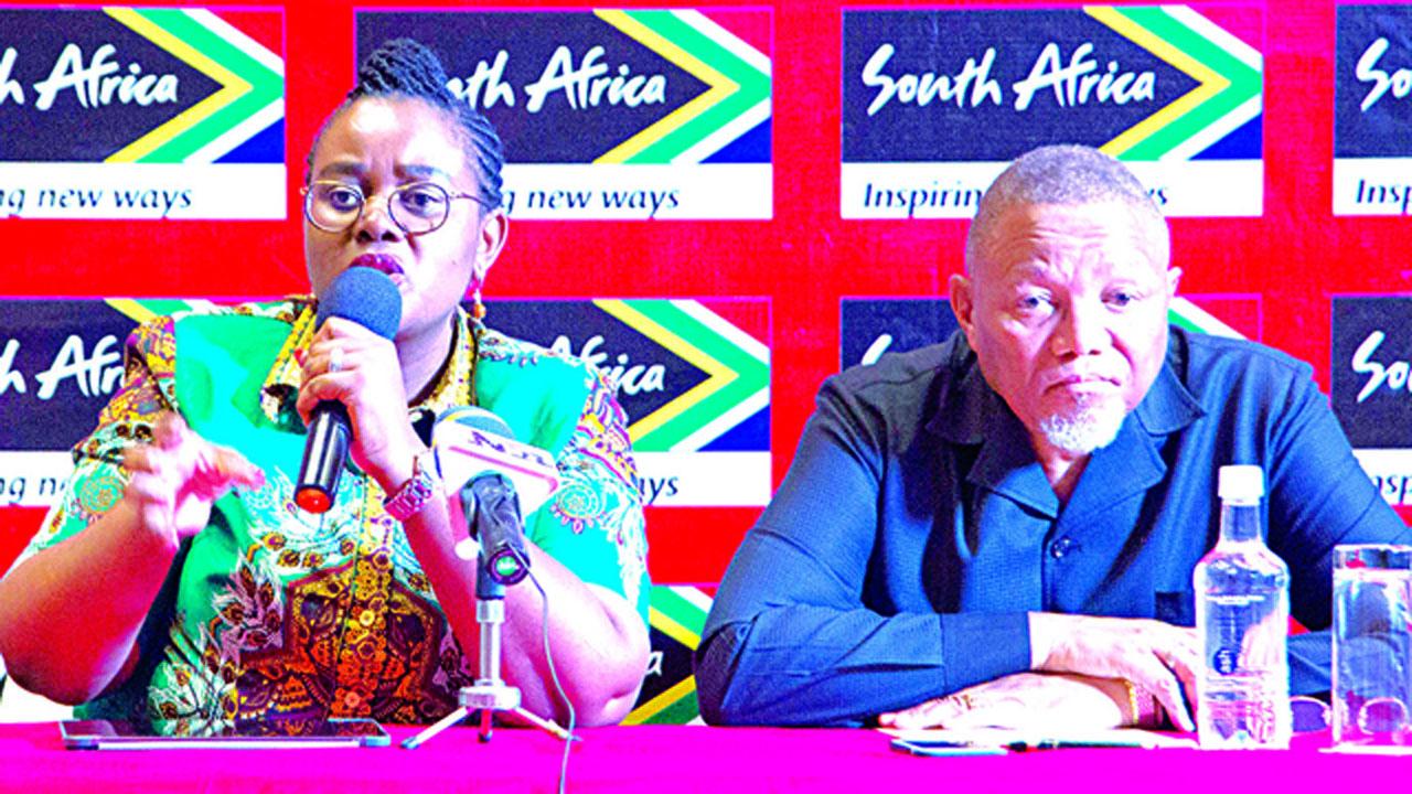 العلاقات بين نيجيريا وجنوب أفريقيا وتعزيز السياحة