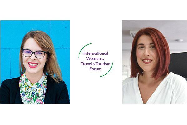حلقة نقاشية في المنتدى الدولي حول النساء العاملات في صناعة السفر