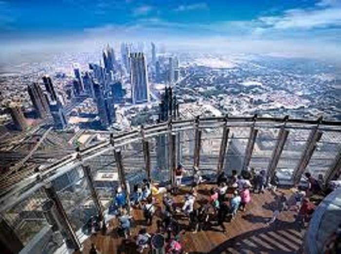 دبي تستقبل 5 ملايين سائح خلال عيد الميلاد ورأس السنة