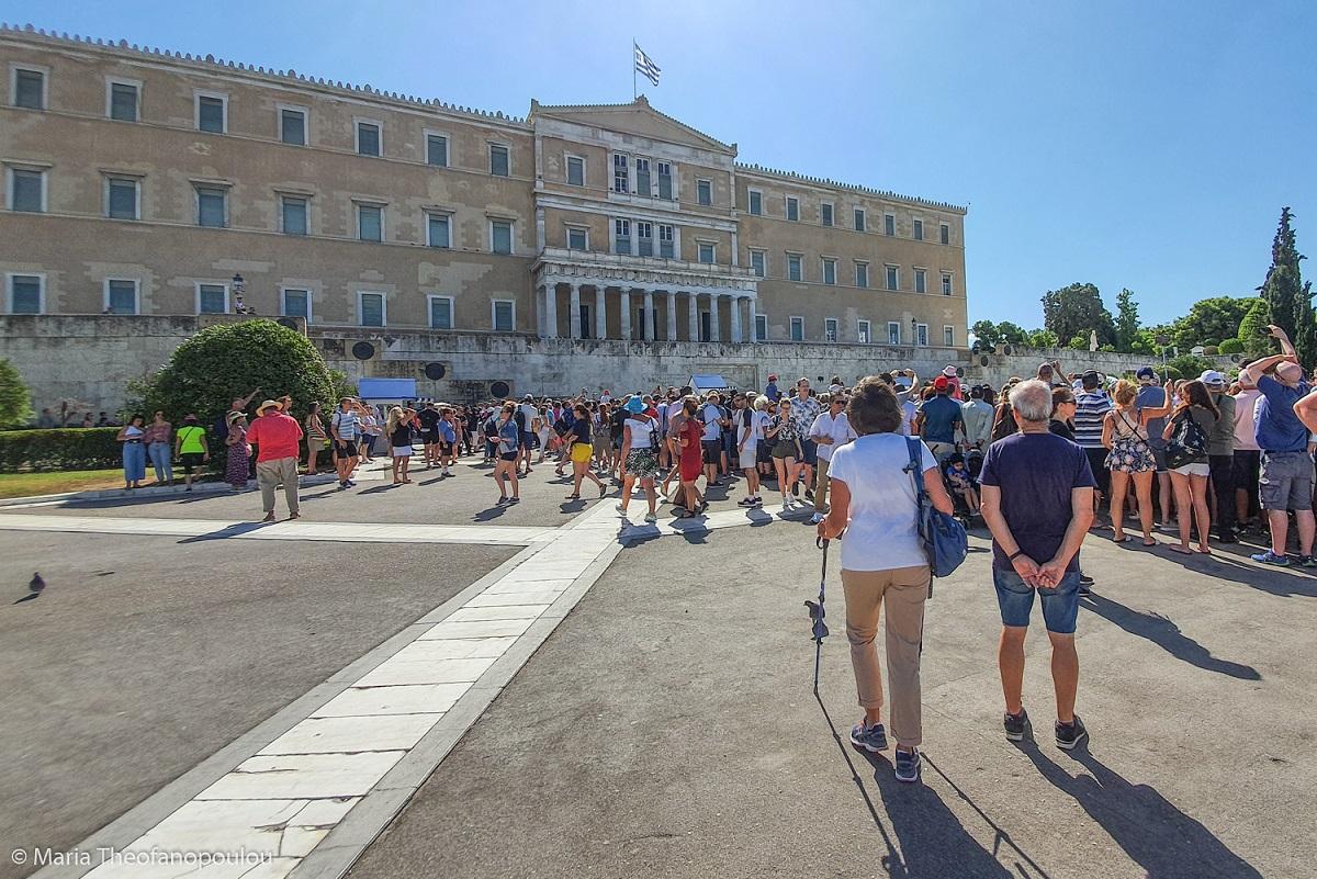 رئيس الغرف اليونانية السلامة : هي أفضل ميزة سياحية في اليونان