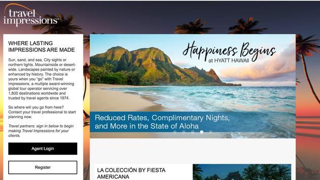 """شركة """"انطباعات السفر"""" تطلق موقع ويب جديد"""
