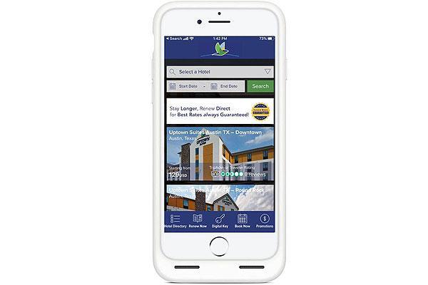 فنادق أبتاون سويتس تتبنى تطبيق موبايل فيول التفاعلي
