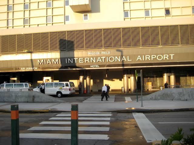 قراء جلوبال ترافيلر يصوتون ...مطار ميامي أفضل مطار للتسوق