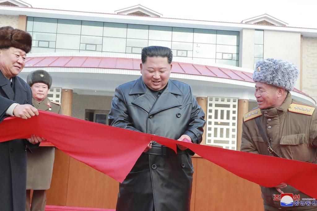 كوريا الشمالية تفتح منتجع للتزلج ضمن دفع السياحة الرئيسية
