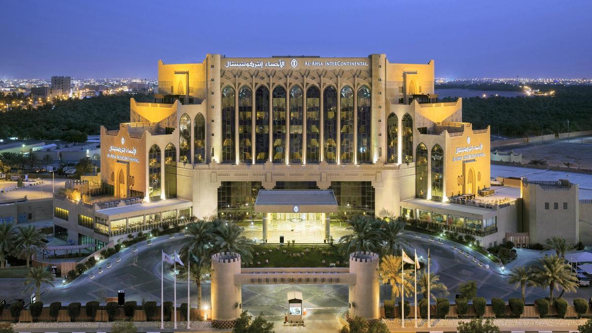 مجموعة فنادق إنتركونتيننتال تخطط للتوسع في مصر ودخول تونس