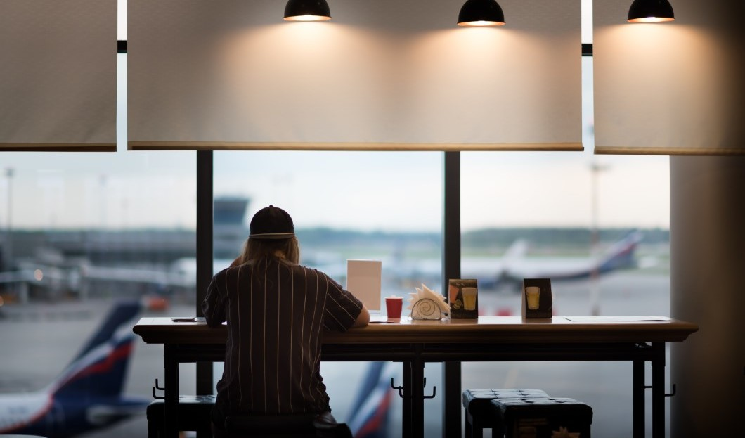 مطارات الولايات المتحدة تقدم المزيد من الخيارات الغذائية الصحية