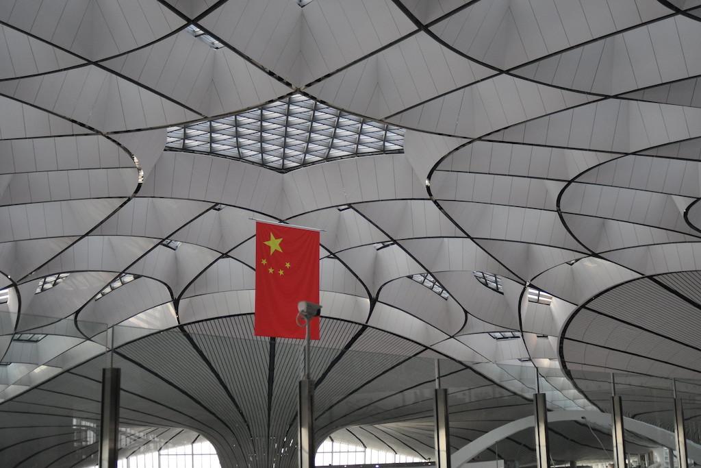 مطار بكين الجديد يحتضن تقنية التعرف على الوجه