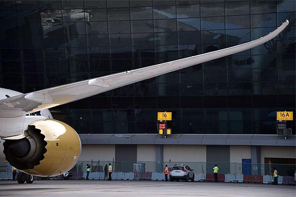نجاح تجربة الاستعداد التشغيلي للطائرات