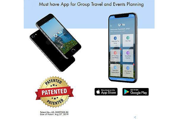 اطلاق تطبيق GROTU للرحلات الجماعية والتخطيط للأحداث
