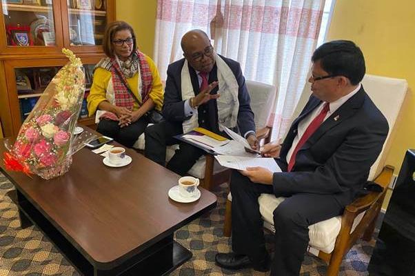 افتتاح المركز النيبالي العالمي لمرونة السياحة في أبريل 2020