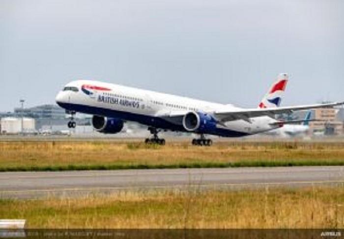 انطلاق خطة تعويض الخطوط الجوية البريطانية لانبعاثات الكربون بحلول عام 2050
