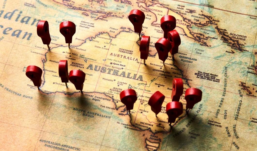 تراجع عدد المسافرين الذين يتجهون إلى أستراليا بشكل درامي