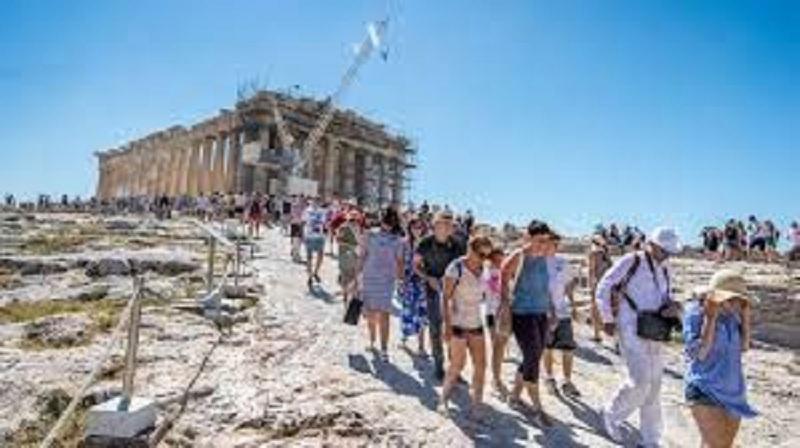 توقعات بنمو صناعة السياحة اليونانية في عام 2020