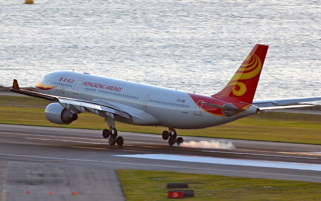 خطوط طيران هونج كونج في المحكمة بسبب عدم دفع مستحقات الطائرات المستأجرة