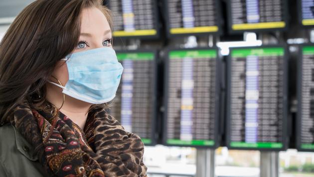شركات الطيران تصدر نصائح السفر حول تفشي فيروس كورونا