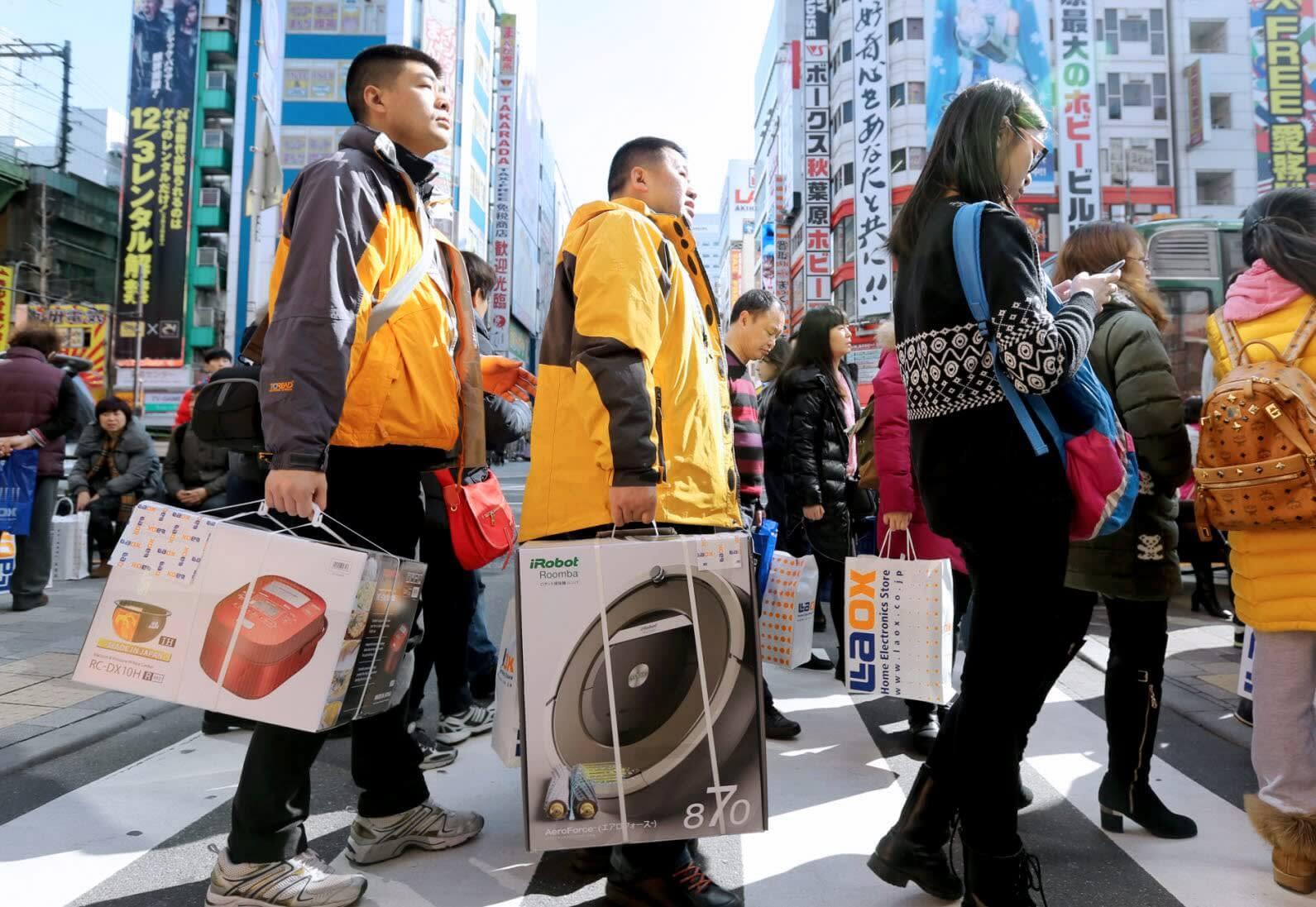 لماذا اليابان هي الوجهة الأكثر شعبية للسياح الصينيين؟