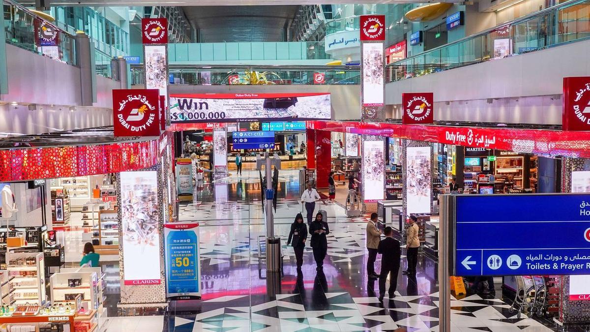 مبيعات السوق الحرة في دبي ترتفع إلى 4.7 مليار درهم في عام 2019