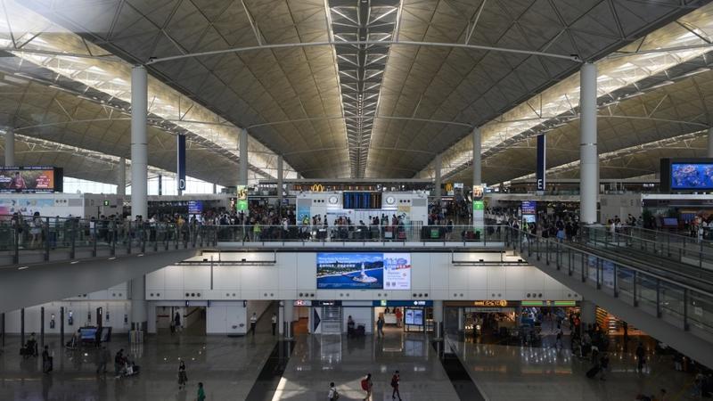 هيئة مطار هونغ كونغ الدولي تصدر أرقام المرور الجوي لعام 2019
