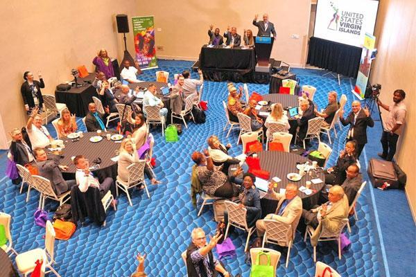 وزارة السياحة في جزر فيرجن الأمريكية تطلق علامة تجارية مميزة لجزيرة سانت كروا