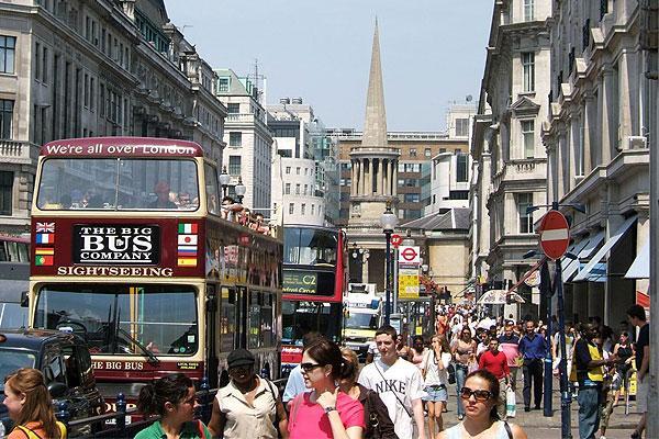 الإنفاق السياحي الداخلي في المملكة المتحدة يظهر رقما قياسيا في شهر أكتوبر