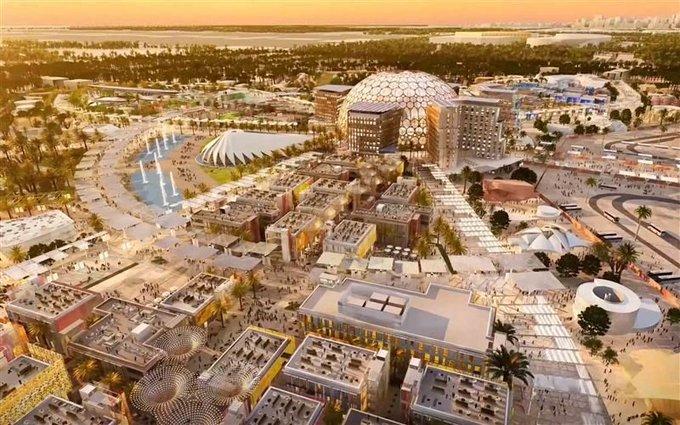 إكسبو 2020 دبي يسعى إلى التأجيل لمدة عام