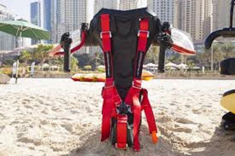 تجربة جيت باك في دبي