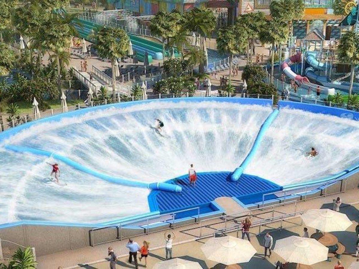 تذاكر حديقة لاجونا المائية في دبي