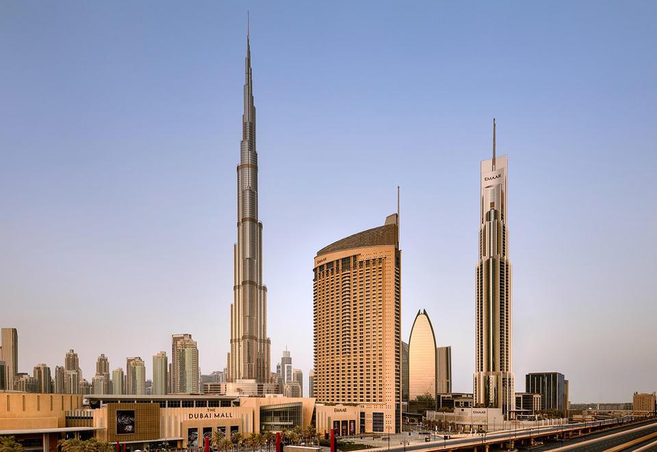 دبي مول مفتوحان للضيوف الإماراتيين