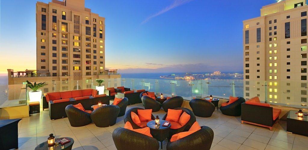فندق رامادا دبي جي بي آر