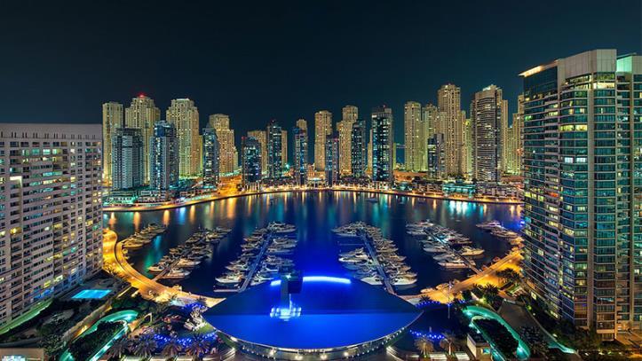 رحلة نصف يوم في دبي الحديثة