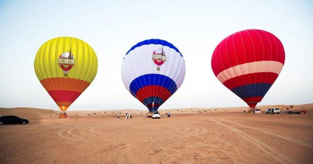 صحراء دبي ورحلة سفاري لا تفوتك