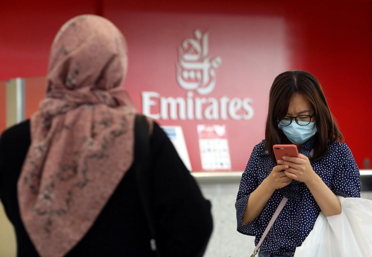 طيران الإمارات تواجه أزمة فيروس كورونا من موقع القوة المالية