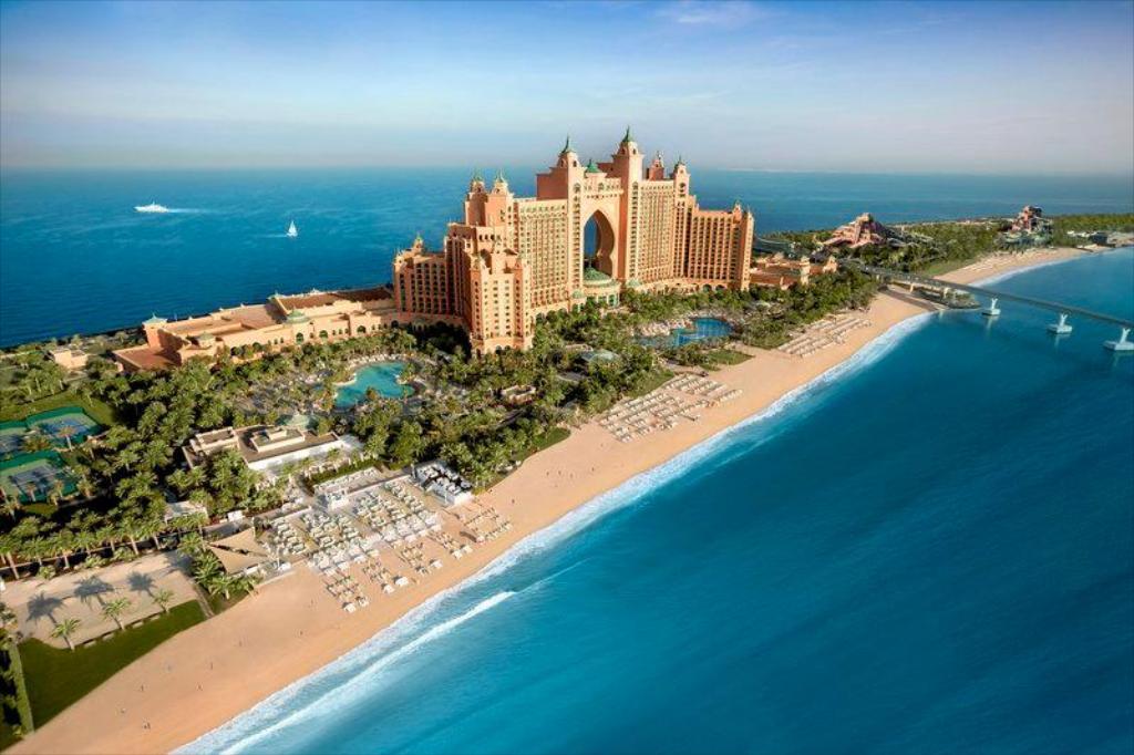 فندق أتلانتس النخلة دبي