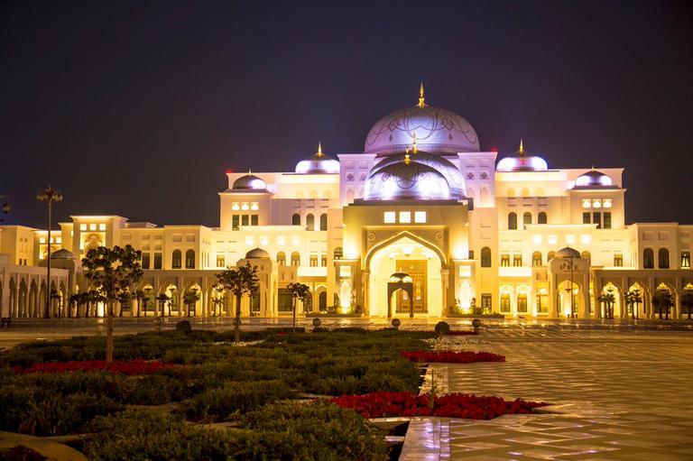 قصر الوطن الرئاسي في أبوظبي
