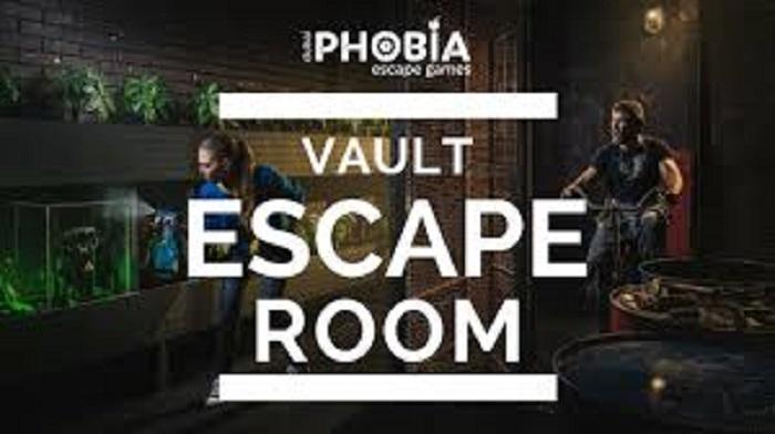 لعبة The Escape Hunt في دبي لعشاق ألعاب الانترنت