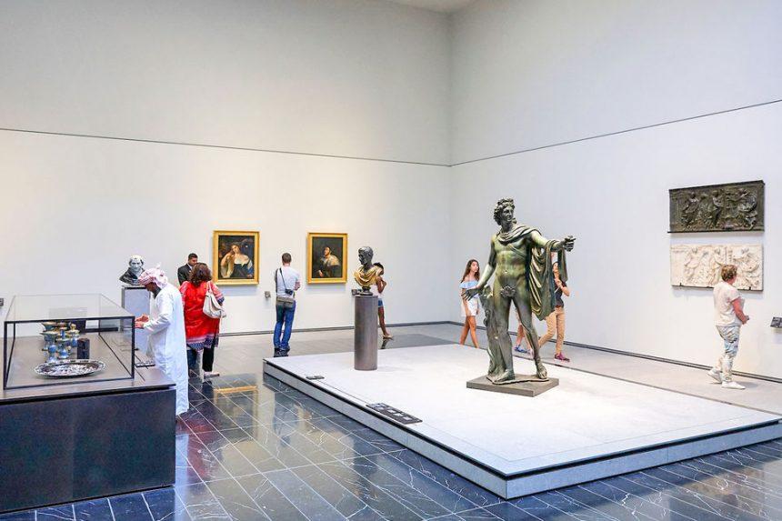 متحف اللوفر أبوظبي تجربة