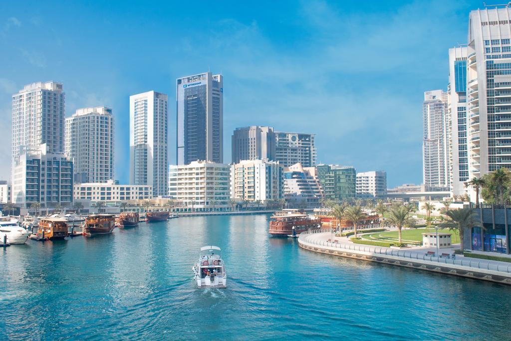 مرسى دبي أشهر مناطق السياحة في دبي