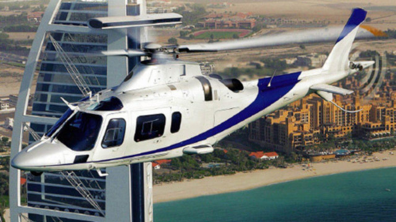 معالم دبي من خلال رحلة هيلوكبتر مميزة لمدة 12 دقيقة