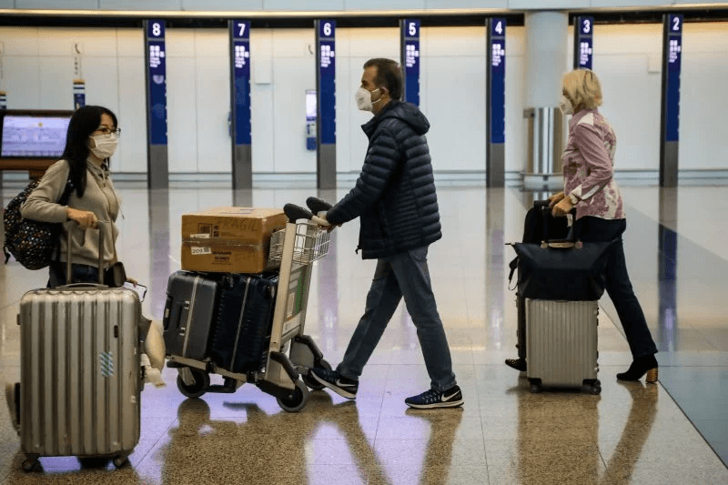 نصائح السفر مع انتشار فايروس كورونا