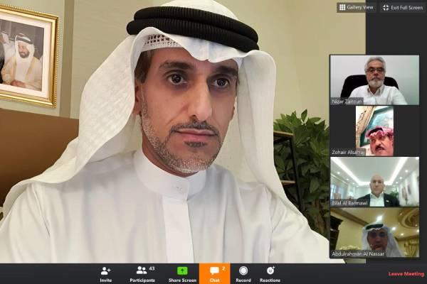 الإمارات تناقش تحديات صناعة المعارض في ظل كوفيد ـ 19