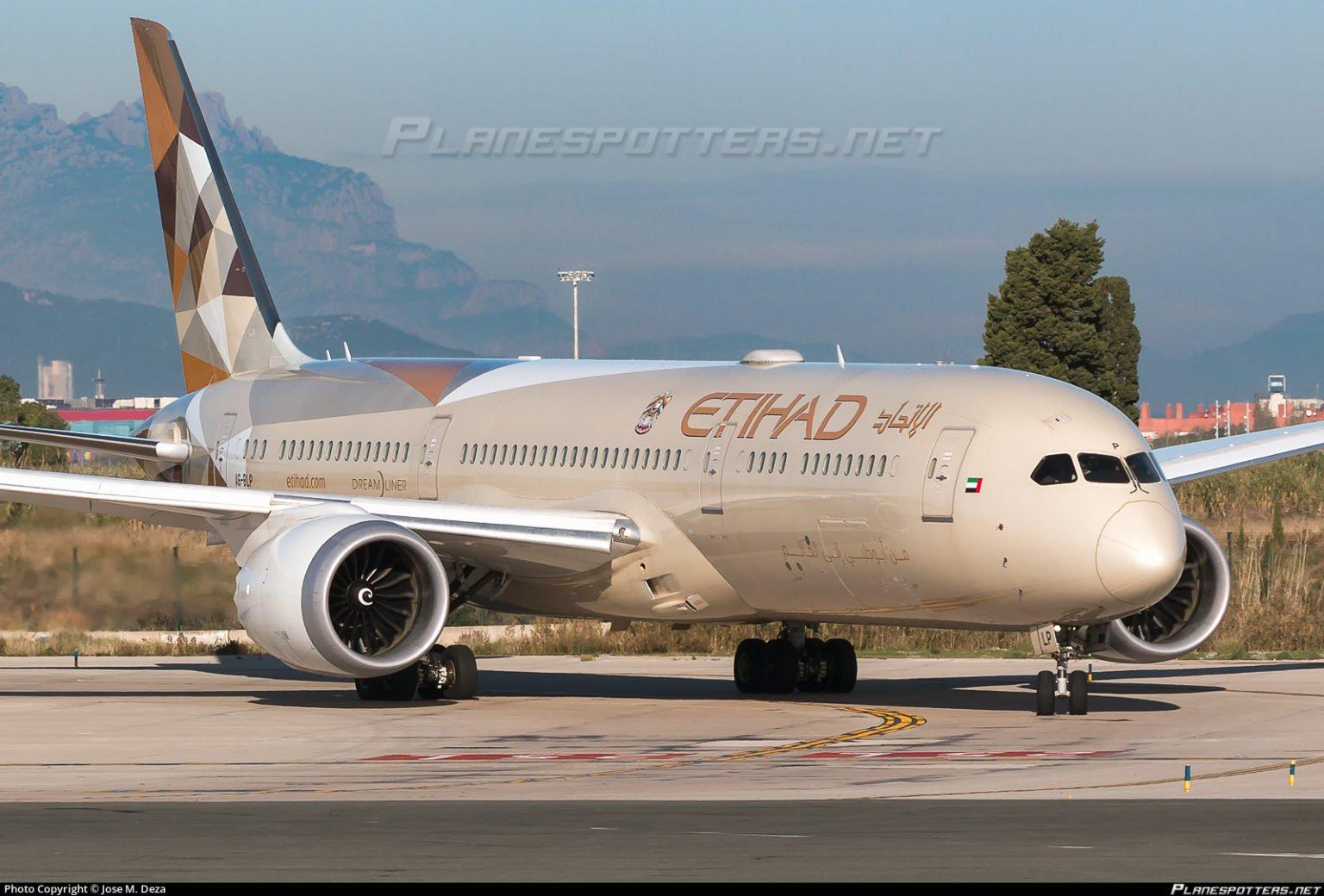 تعرف على رحلات الاتحاد للطيران التي تعمل من أبو ظبي