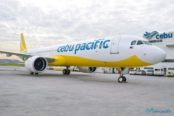 خطوط سيبو باسيفيك تعلق رحلاتها بما فيها خط دبي - مانيلا