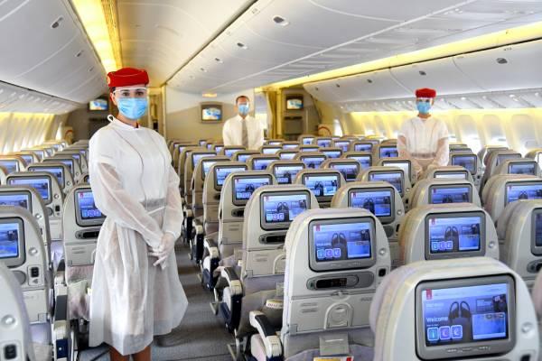 طيران الإمارات تعزز إجراءات السلامة