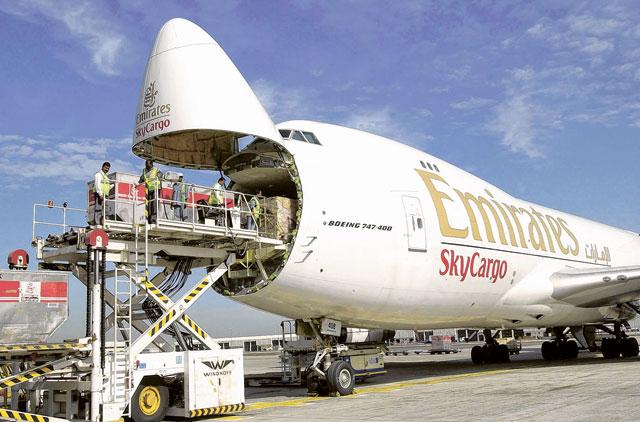 طيران الإمارات للشحن الجوي تربط نيوزيلندا بأسواق عالمية رئيسية