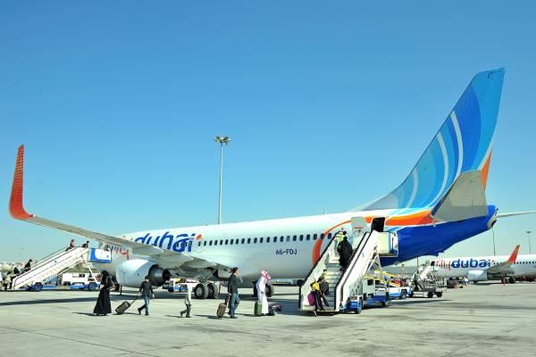 قطاع الطيران في دبي يساعد أكثر من 37000 مسافر على العودة