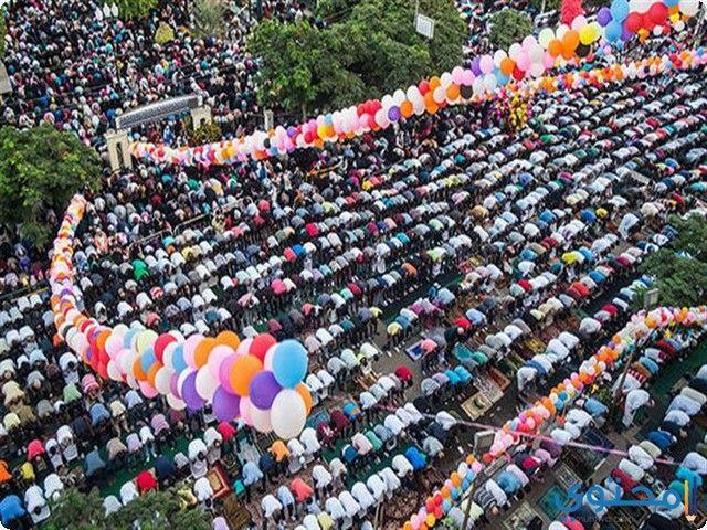 عيد الفطر المبارك طريقة صلاة العيد بالمنزل